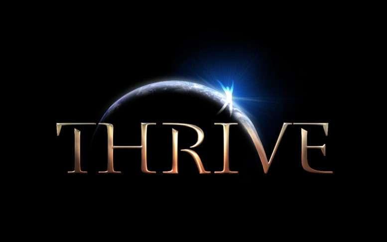Prosperar: O que será necessário? (Thrive)